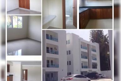 Apartamento con linea blanca en alquiler Santiago de los Caballeros