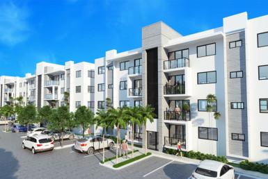 Venta apartamentos nuevos en proyecto Santiago de los Caballeros